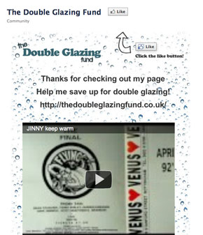 double glazing fund facebook